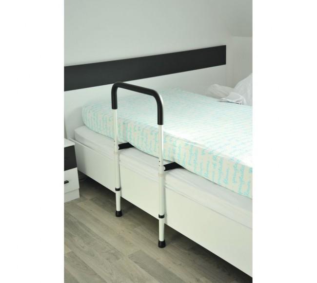 Barre d'appuie de lit sur pied
