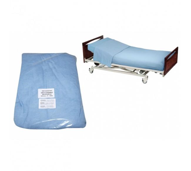 Pack draps lit médicalisés