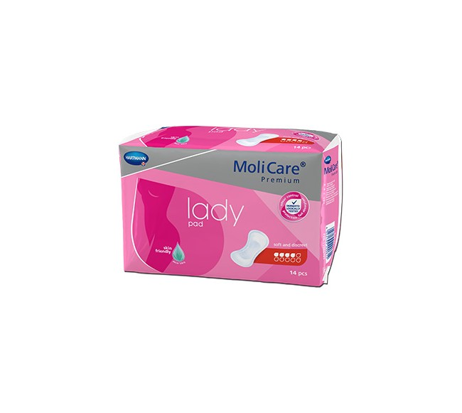 Molicare lady pad 4 gouttes