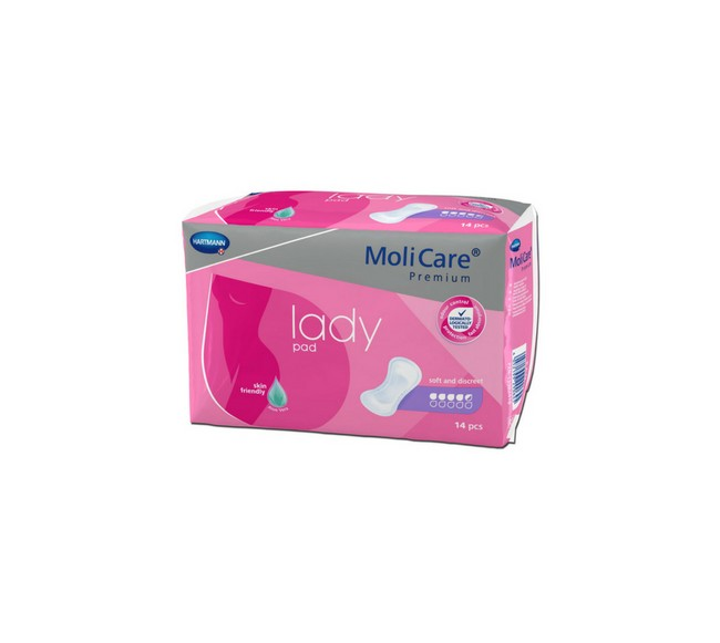 Molicare Lady pad 4.5 gouttes