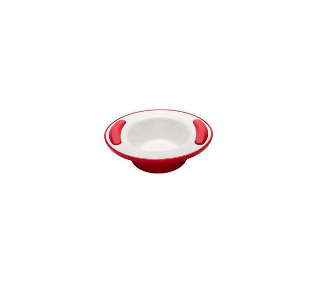 Bol isotherme ornamin rouge